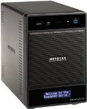 NETGEAR ReadyNAS Ultra 4 Plus (Diskless) Network Attached Storage RNDP400U