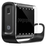 Pogoplug Video Unit USB 2.0 External Hard Drive POGOP11 - Black