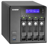 QNAP USB 3.0. SATA 6Gbp/s Up to 3 GB DDRIII RAM 4-Bay Turbo NAS Tower Server TS-459 ProII