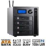 Sabio Network Storage Server (4 x 1.5 TB) CM4046000